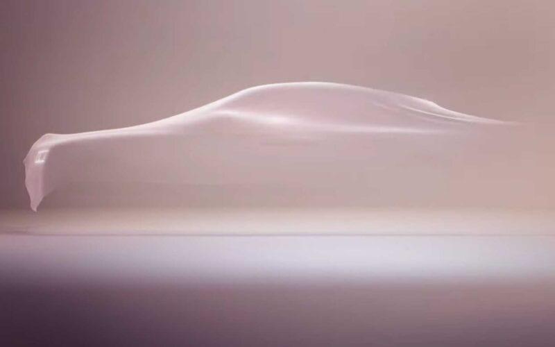 Rolls-Royce Teaser for New Ghost