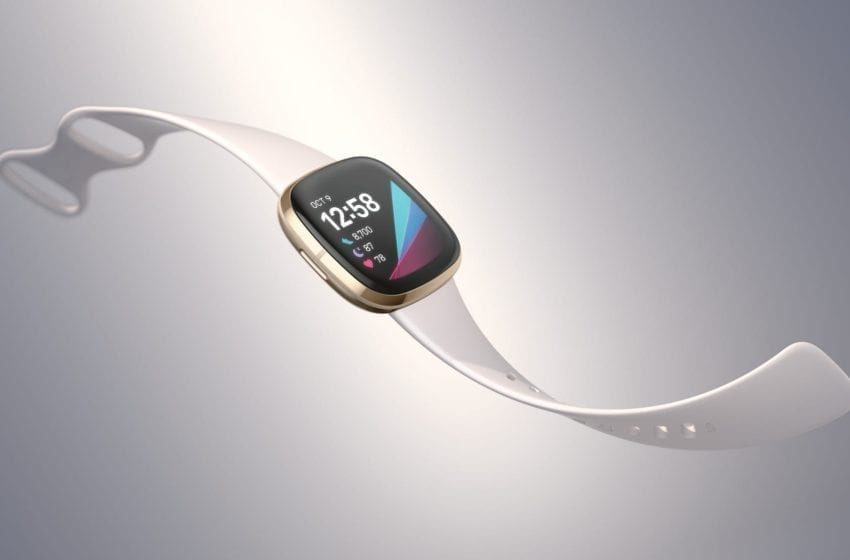 Fitbit launches one and only stress-monitoring smartwatch
