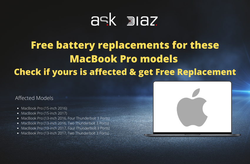 Apple is offering free battery replacements for these MacBook Pro models – check if yours is affected