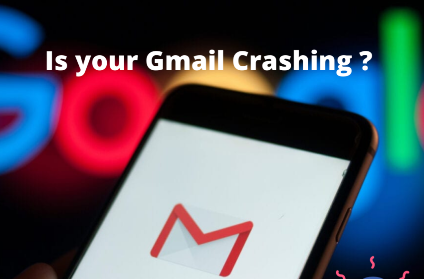 is Gmail down ? How to Fix Gmail Crashing issue?